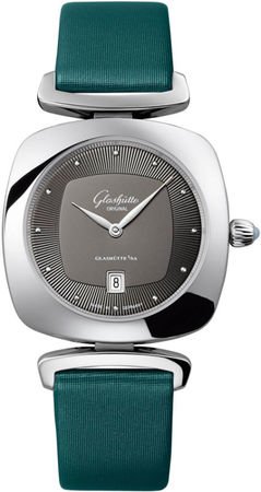 Glashutte Original Lady Collection Pavonina Grey Dial Women's Watch 03-01-14-02-04