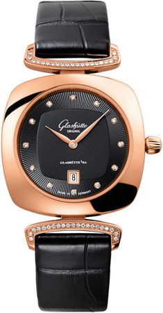 Glashutte Original Lady Collection Pavonina  Women's Watch 03-01-28-05-02