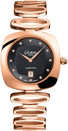 Glashutte Original Lady Collection Pavonina  Women's Watch 03-01-28-05-14