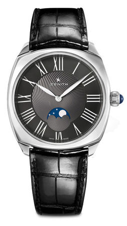 Zenith Star Moonphase Anthracite Dial Women's Watch 03.1925.692/21.C714