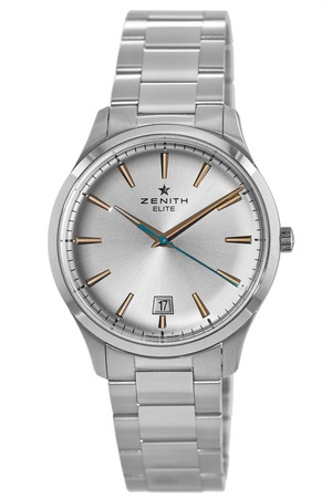 Zenith Captain Central Second  Men's Watch 03.2020.670/01.M2020