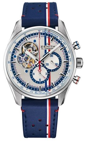Zenith El Primero Chronomaster 1969 Tour Auto Edition Men's Watch 03.2044.4061/01.C746