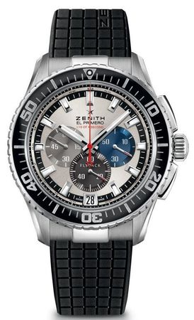 Zenith El Primero Stratos Flyback Striking 10th Men's Watch 03.2062.4057/69.R515