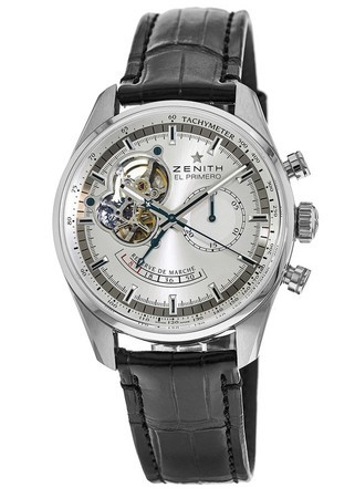 Zenith El Primero Chronomaster Open Power Reserve Men's Watch 03.2080.4021/01.C494