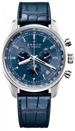 Zenith El Primero 410 Limted to 1,975 Pieces Men's Watch 03.2097.410/51.c700