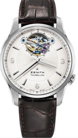 Zenith Captain Tourbillon  Men's Watch 03.2190.4041/01.C498
