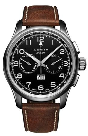 Zenith Pilot Big Date Special  Men's Watch 03.2410.4010/21.C722