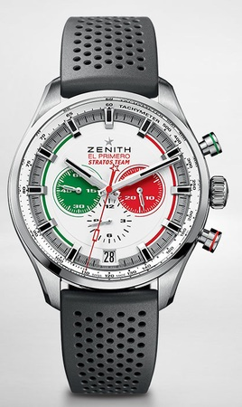 Zenith El Primero Chronomaster Sports Stratos Team Edition Men's Watch 03.2521.400/07.R576