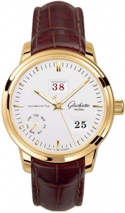 Glashutte Original Quintessentials Senator Calendar Week  Men's Watch 100-05-11-01-04