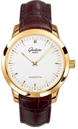 Glashutte Original 20th Century Vintage Senator Automatic Men's Watch 100-08-01-01-04