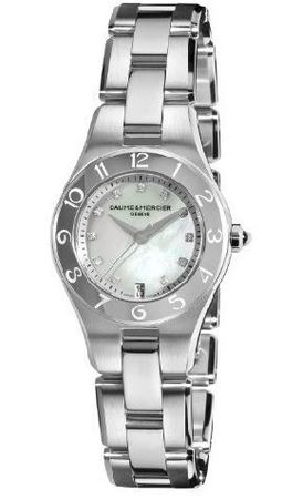 Baume & Mercier Linea Quartz  Women's Watch 10011