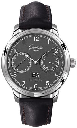 Glashutte Original Quintesssentials Senator  Observer  Men's Watch 100-14-02-02-05