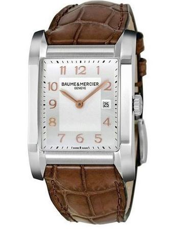 Baume & Mercier Hampton Quartz  Unisex Watch 10018