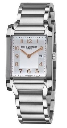 Baume & Mercier Hampton Quartz  Unisex Watch 10020