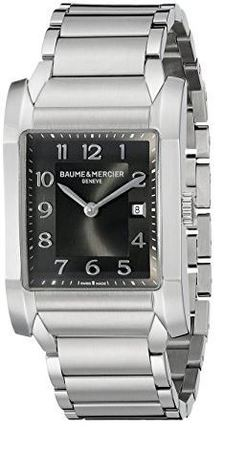 Baume & Mercier Hampton Quartz  Unisex Watch 10021