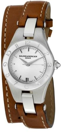 Baume & Mercier Linea Quartz  Women's Watch 10036