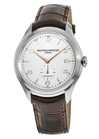 Baume & Mercier Clifton Automatic 41mm  Men's Watch 10054