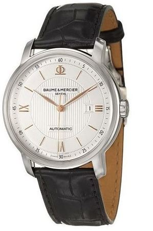 Baume & Mercier Classima Executives Automatic 42mm  Men's Watch 10075