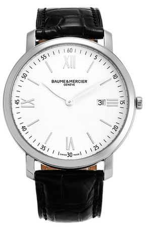 Baume & Mercier Classima Executives Quartz  Men's Watch 10097