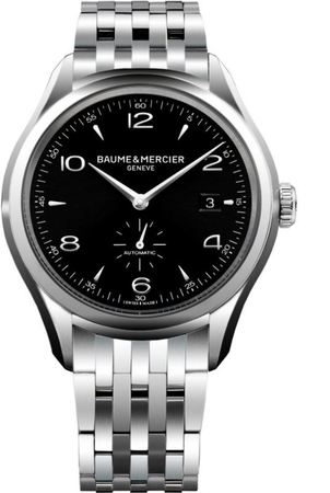 Baume & Mercier Clifton Automatic 41mm  Men's Watch 10100
