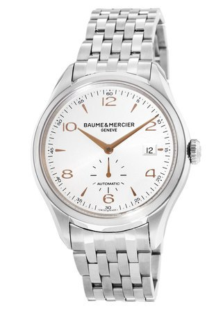 Baume & Mercier Clifton Automatic 41mm  Men's Watch 10141