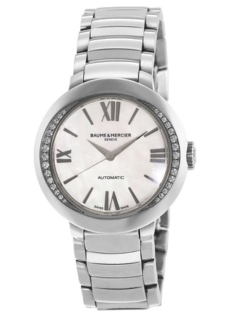 Baume & Mercier Promesse   Women's Watch 10184