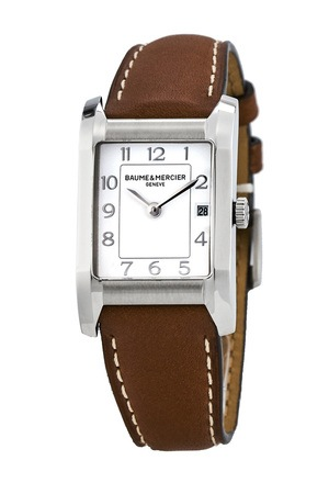 Baume & Mercier Hampton Quartz  Women's Watch 10186