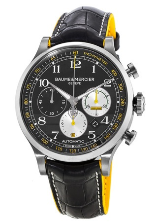 Baume & Mercier Capeland Shelby Cobra Limited Edition  Men's Watch 10282