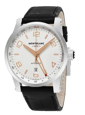 Montblanc Timewalker GMT  Voyager UTC Men's Watch 109136