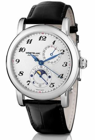Montblanc Star Twin Moonphase  Men's Watch 110642