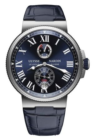 Ulysse Nardin Marine Chronometer  Men's Watch 1183-122/43