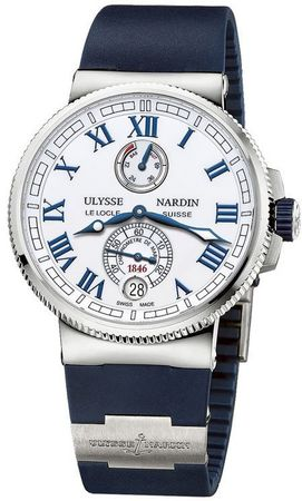 Ulysse Nardin Marine Chronometer Manufacture 43mm  Men's Watch 1183-126-3/40