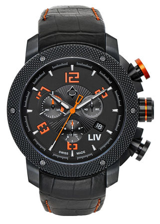 LIV Genesis X1   Men's Watch 1210.45.10.A100