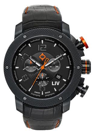LIV Genesis X1   Men's Watch 1210.45.11.A100