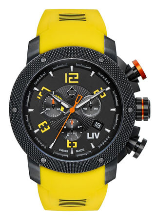 LIV Genesis X1   Men's Watch 1210.45.13.SRB400