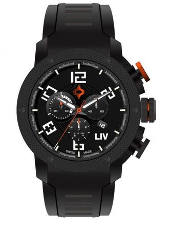 LIV Genesis X1   Men's Watch 1210.45.14.SRB200