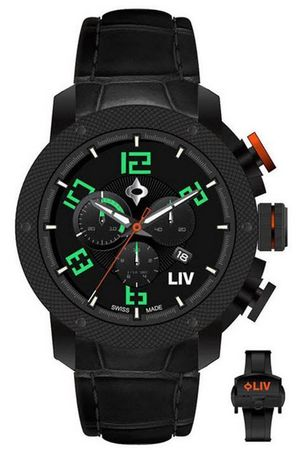 LIV Genesis X1  Limited Edition Men's Watch 1210.45.80.A201.D100