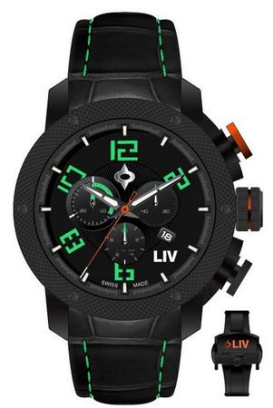 LIV Genesis X1  Limited Edition Men's Watch 1210.45.80.A401.D100