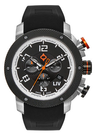 LIV Genesis X1   Men's Watch 1220.45.12.SRB200