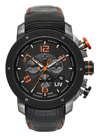 LIV Genesis X1   Men's Watch 1230.45.10.A100