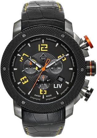 LIV Genesis X1   Men's Watch 1230.45.13.A301.D100