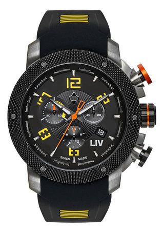 LIV Genesis X1   Men's Watch 1230.45.13.SRB500