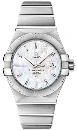 Omega Constellation Automatic Chronometer 31mm  Women's Watch 123.10.31.20.05.001