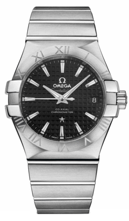 Omega Constellation Automatic Chronometer 35mm  Men's Watch 123.10.35.20.01.002