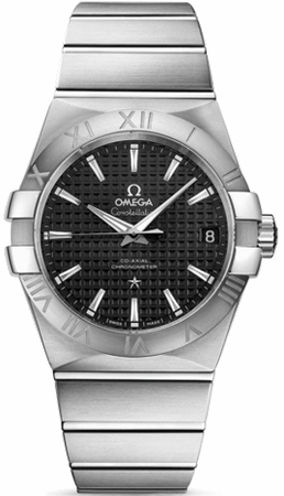Omega Constellation Automatic Chronometer 38mm  Men's Watch 123.10.38.21.01.002