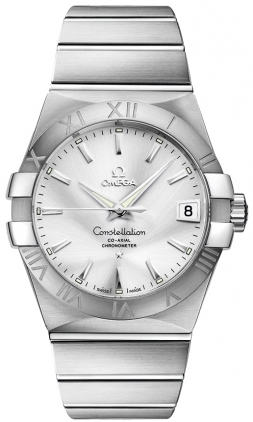 Omega Constellation Automatic Chronometer 38mm  Men's Watch 123.10.38.21.02.001