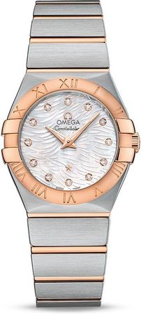 Omega Constellation   Women's Watch 123.20.27.60.55.007