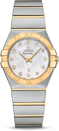 Omega Constellation   Women's Watch 123.20.27.60.55.008