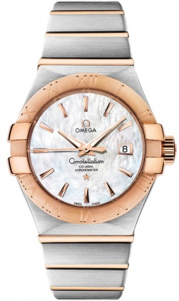 Omega Constellation Automatic Chronometer 31mm  Women's Watch 123.20.31.20.05.001