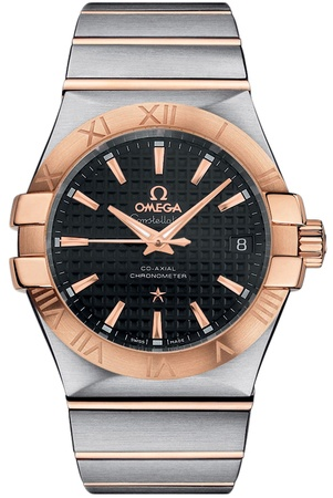 Omega Constellation Automatic Chronometer 35mm  Men's Watch 123.20.35.20.01.001